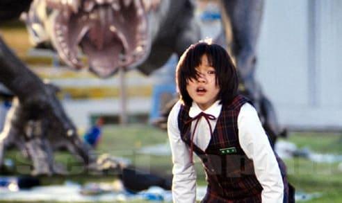 グエムル-漢江の怪物- 感想