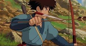 『もののけ姫』感想 ジブリNo.1イケメン男子 アシタカ