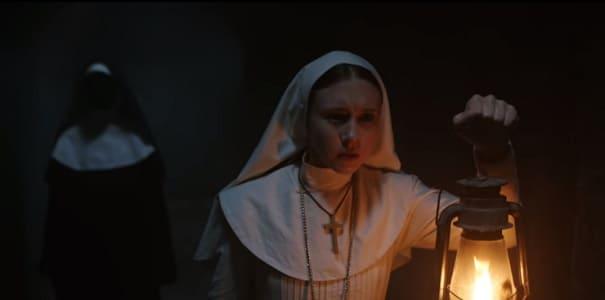 『死霊館のシスター』感想
