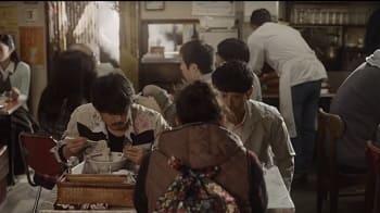 映画『来る』感想 食堂