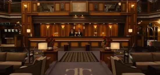 映画『マスカレード・ホテル』感想