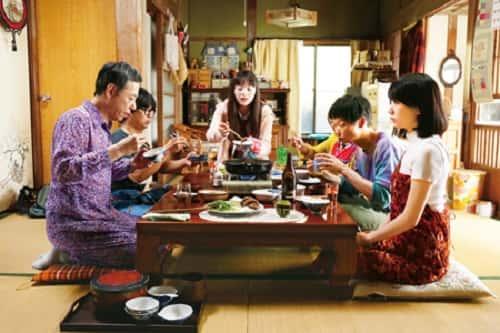 映画『おいしい家族』感想